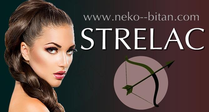 Žena Strelac: Šarmantna, brbljiva i uvek nasmejana,uvek pozitivna, puna života, vedra, zabavna,odvažna!